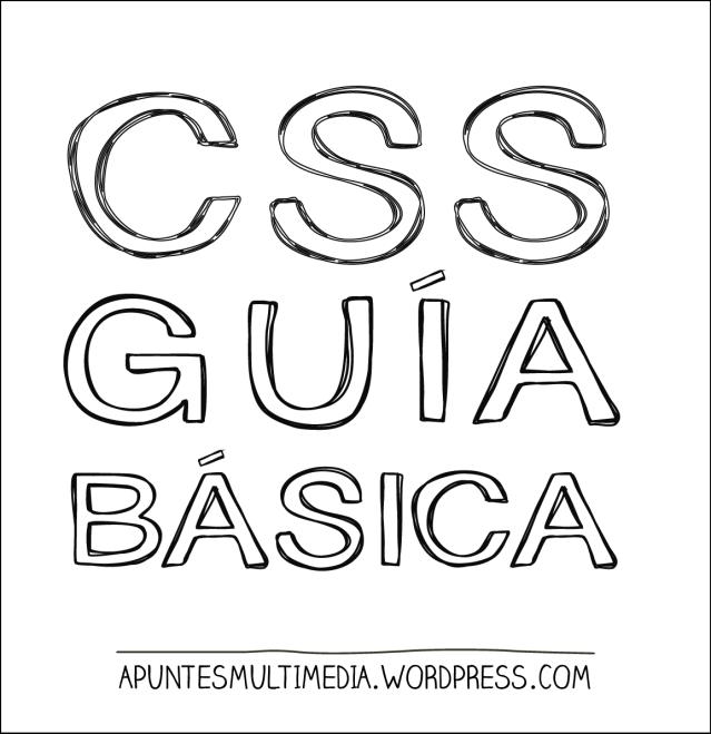 CSS: Guía Básica